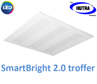 Máng đèn Led âm trần Panel Philips SmartBright 2.0 troffer RC098V
